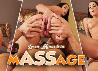 Loren Minardi In mASSage
