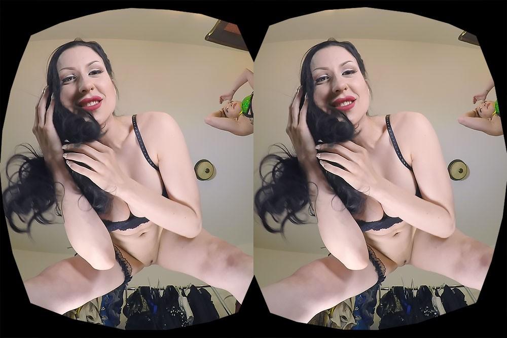StrippersRoomMadelinaUpskirt_5