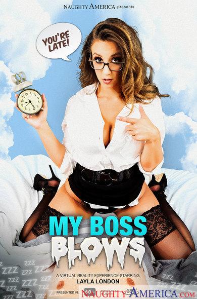 My Boss Blows