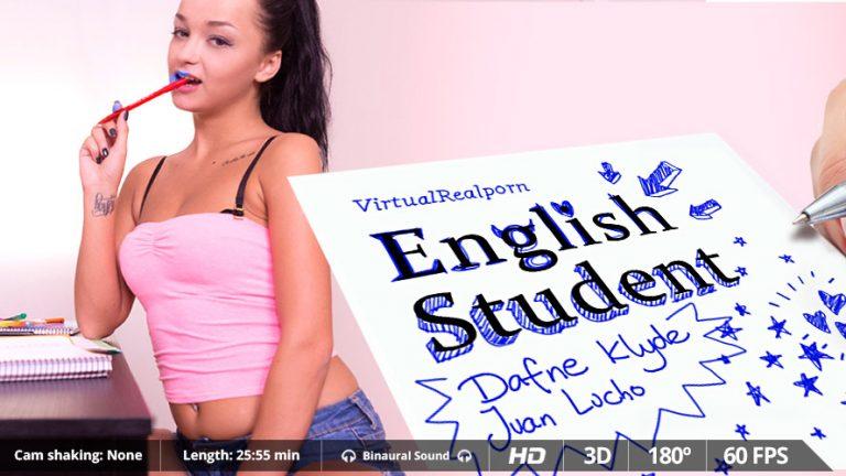 English student