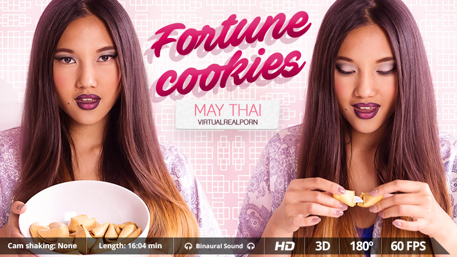 Fortune Cookies VR Porn