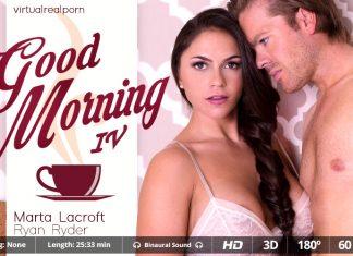 Good morning IV VR Porn