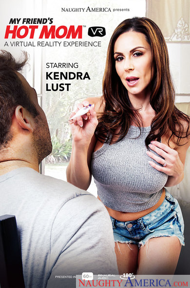 Kendra Lust in My Friend's Hot Mom