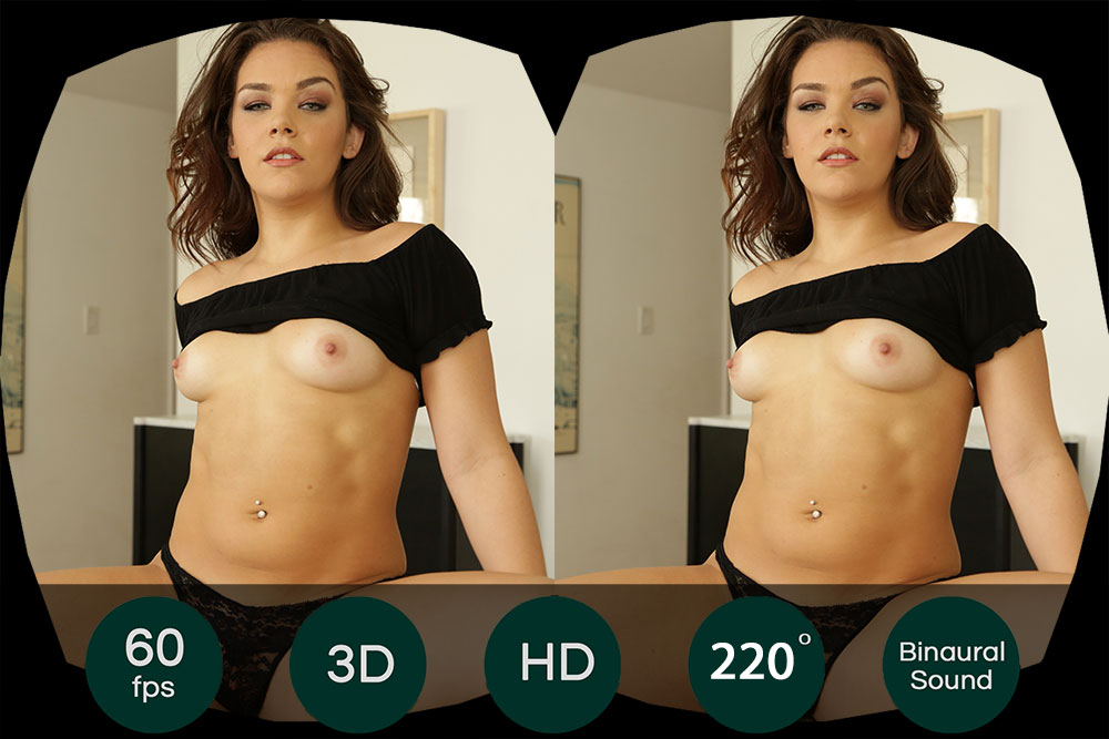 The GFE Collection: Kimber On Display VR Porn