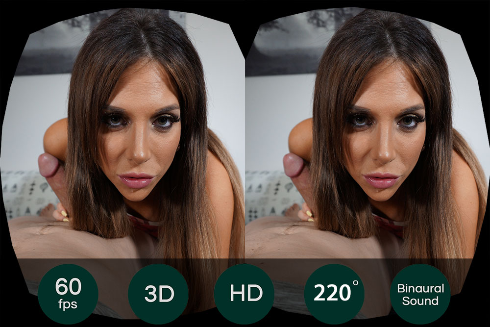 The GFE Collection: Obsessed With Your Cock VR Porn
