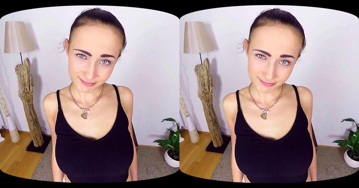 Nicole Love Casting VR Porn