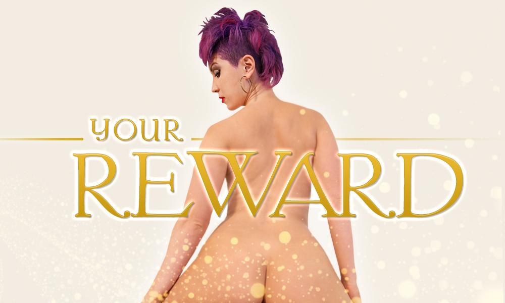 Your Reward VR Porn