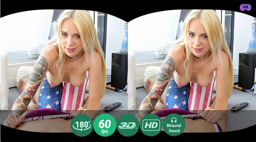 Cum Over VR Porn
