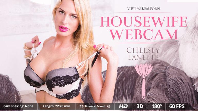 Housewife webcam