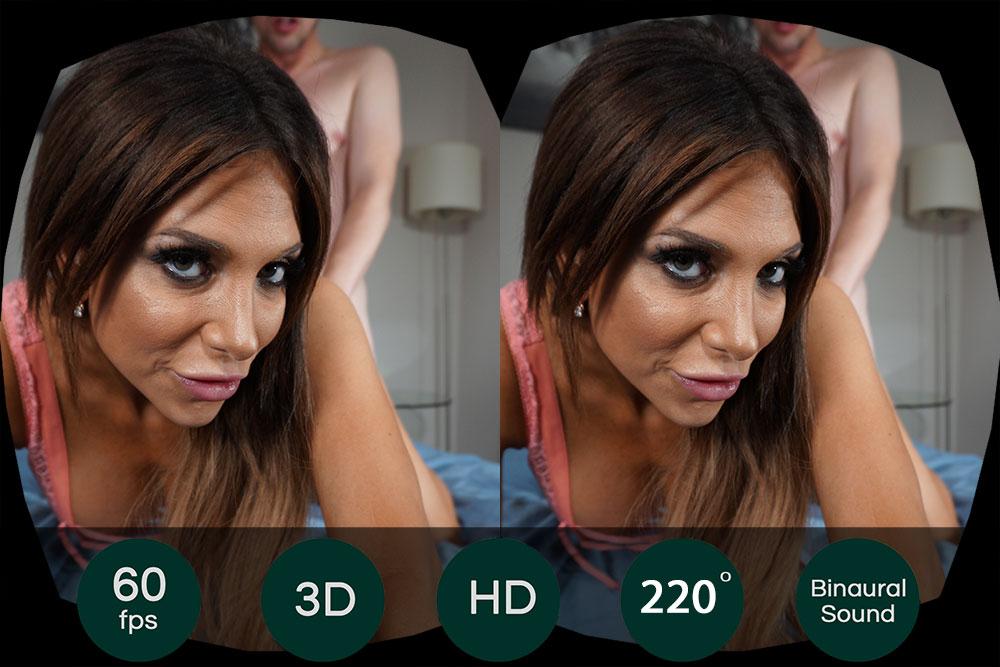 Jaclyn Gets Revenge VR Porn