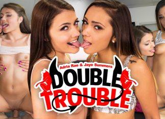 Double Trouble VR Porn