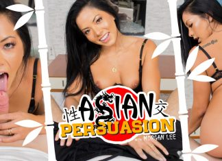 Asian Persuasion VR Porn