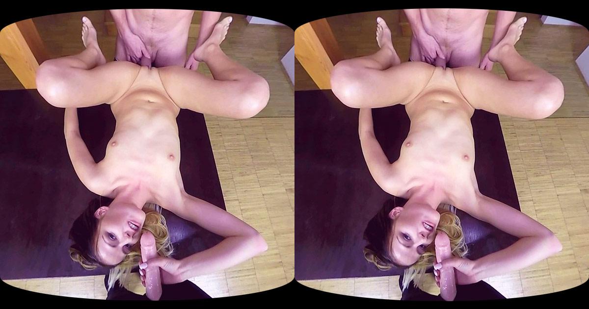 Samantha Joons Hardcore Casting VR Porn