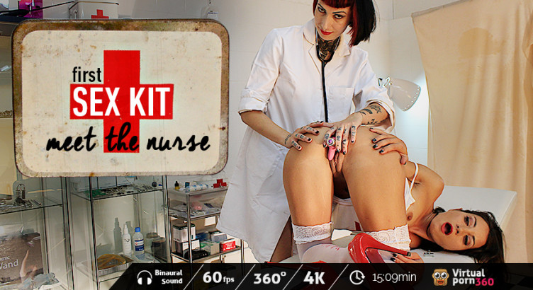 First-Sex Kit: Meet The Nurse