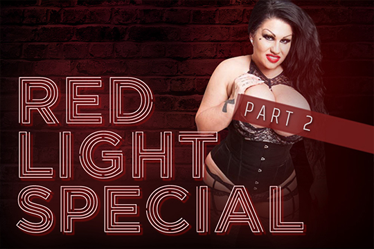 Red Light Special Part 2 VR Porn