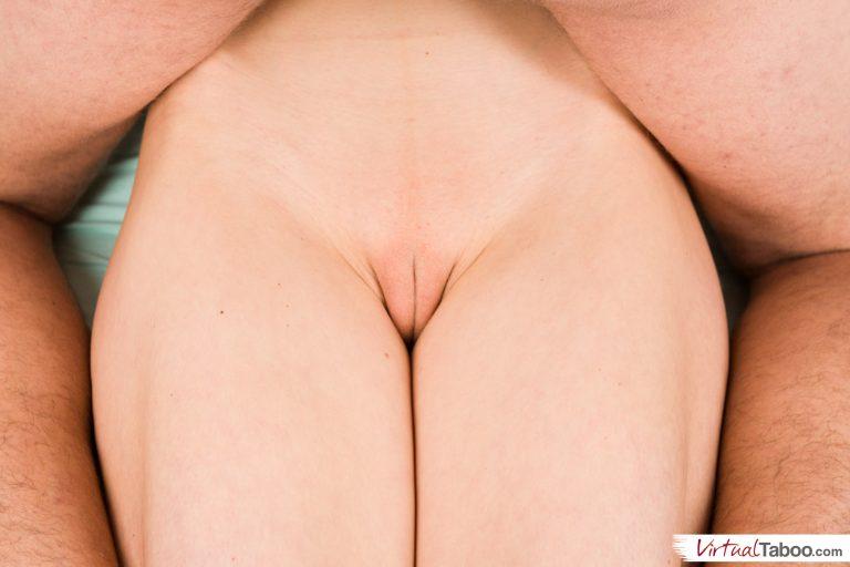 Step sister Sicilia's crazy obsession VR Porn