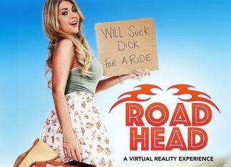 Kayla Kayden in Road Head VR Porn