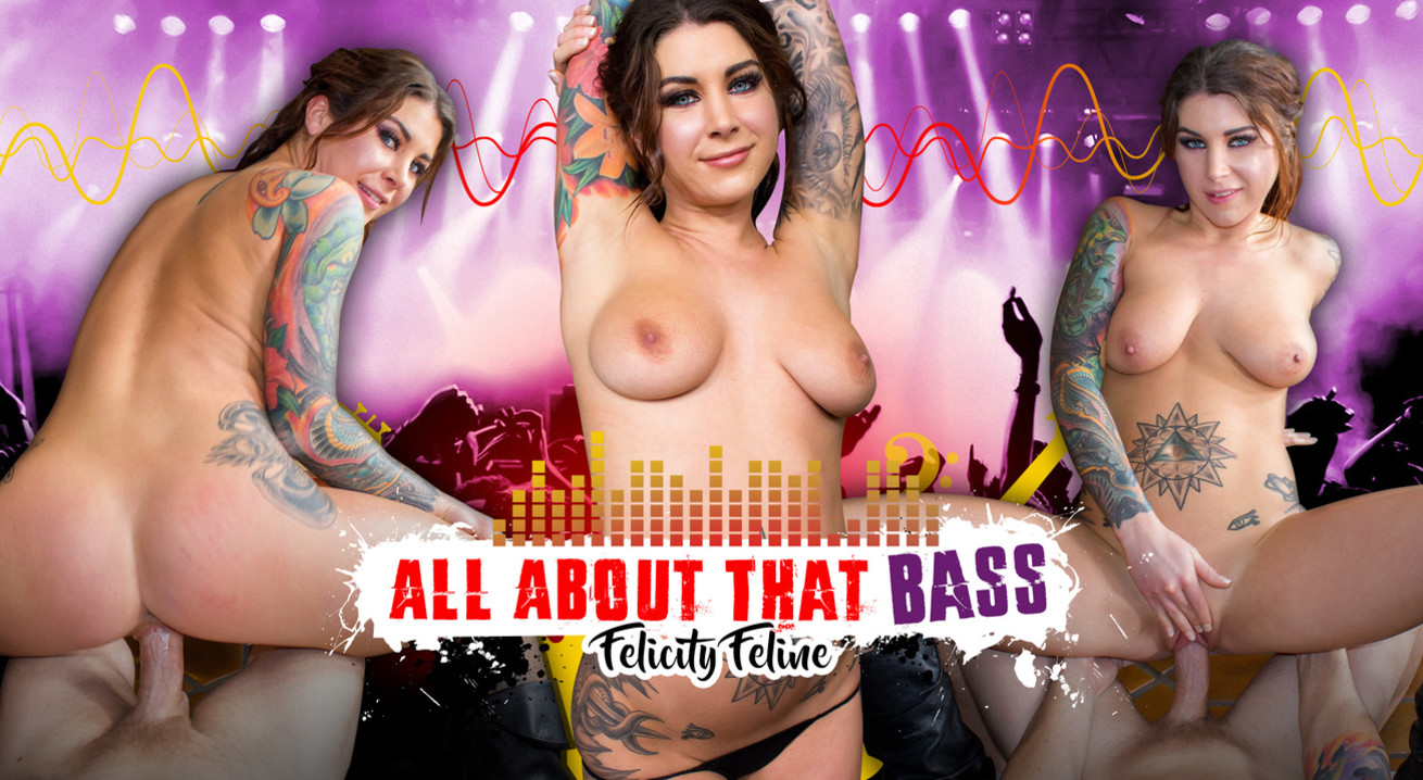 All About That Bass VR Porn