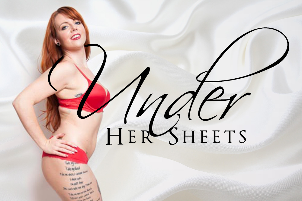The GFE Collection: Under Her Sheets VR Porn