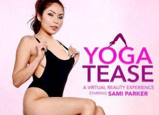 Sami Parker in Yoga Tease VR Porn