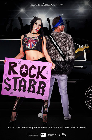 Rachel Starr In Rock Starr