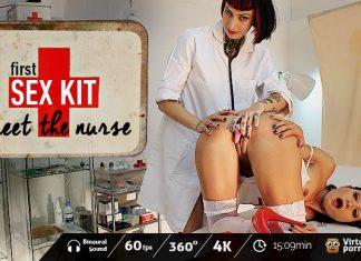 First-Sex Kit: Meet The Nurse
