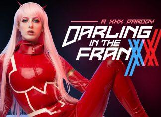 Daling In The Franxx A XXX Parody