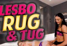 Lesbo Rub And Tug