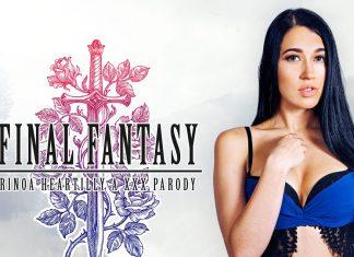 Final Fantasy: Rinoa Heartilly A XXX Parody