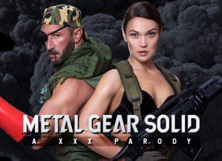 Metal Gear Solid A XXX Parody