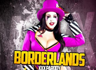 Boderlands: Mad Moxxi A XXX Parody