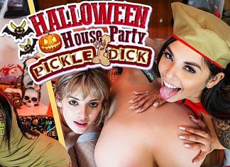 Halloween House Party: Pickle-Dick