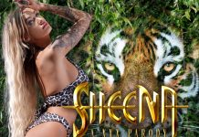 Sheena A XXX Parody