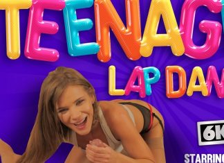 Teen Age Lap Dancer